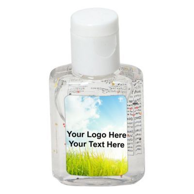0 5 Oz Custom Imprinted Moisture Bead Hand Sanitizers