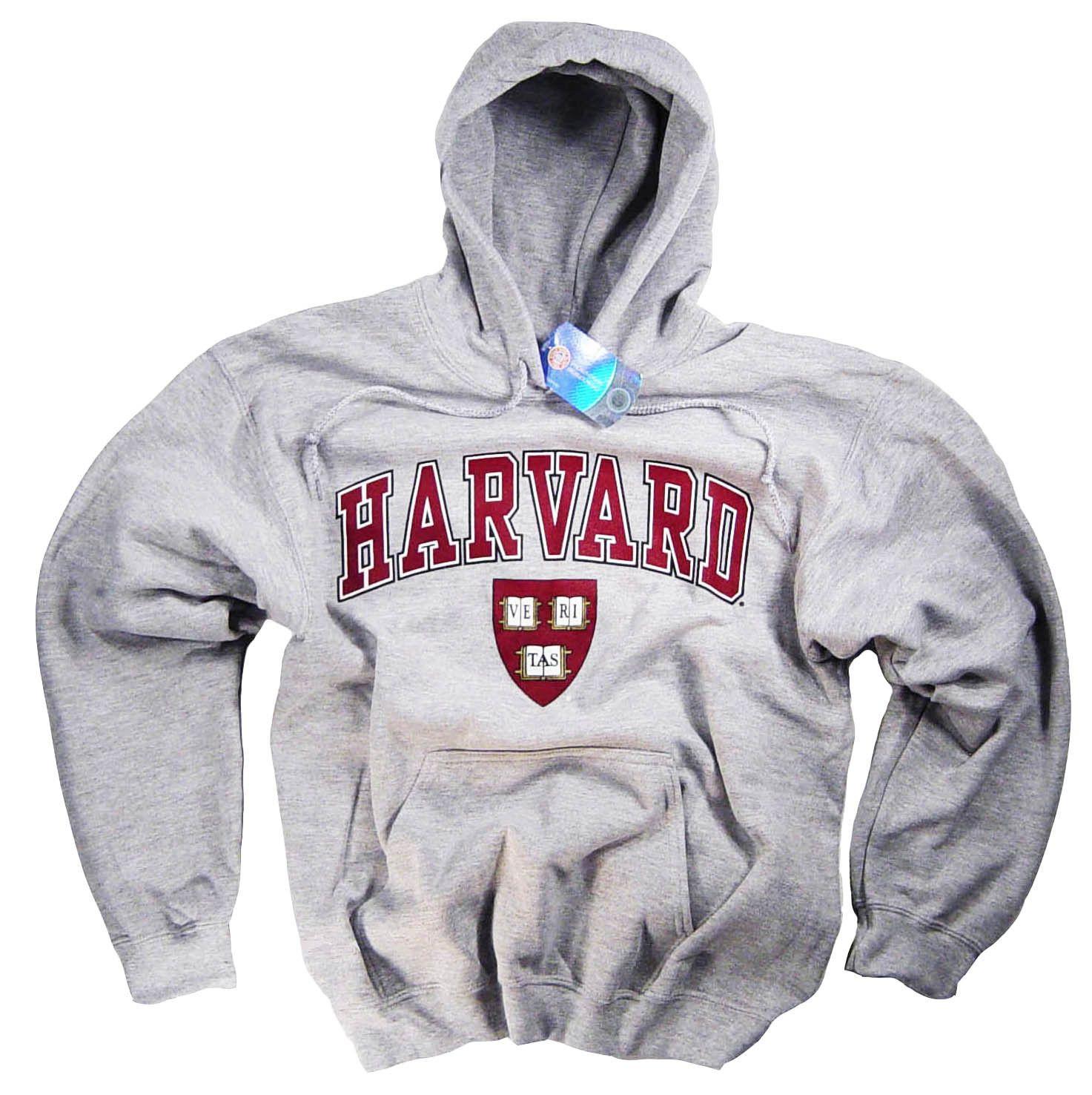Details about Harvard Shirt Hoodie Sweatshirt College