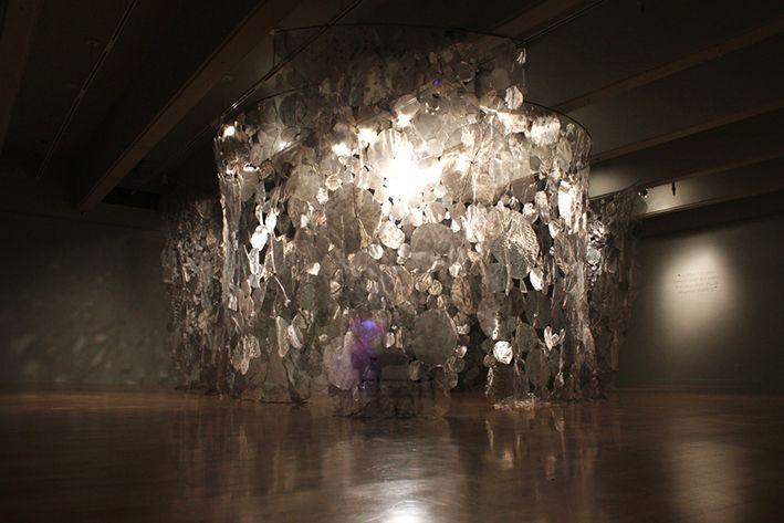 Installation Art...'Where Dreams Sleep' by Heather LeeAnn Evans.