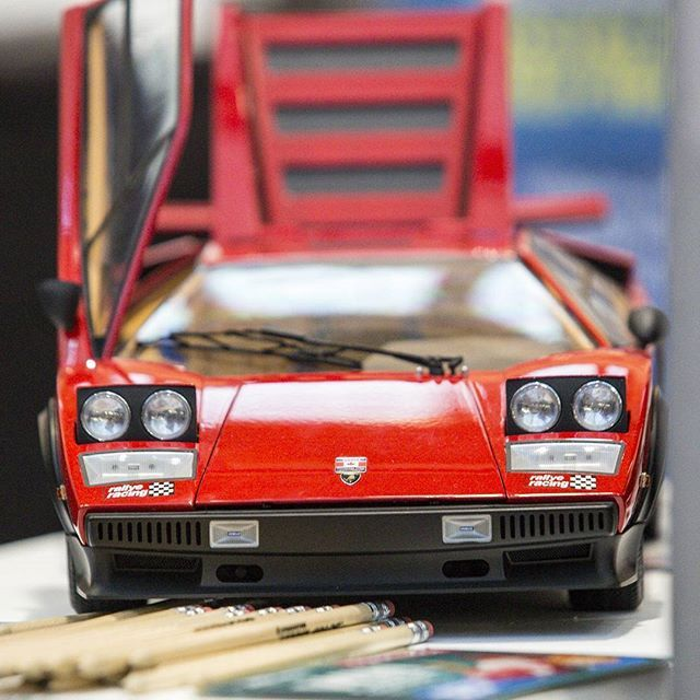 One Of The Most Iconic Supercars Ever Made The Lamborghini Countach