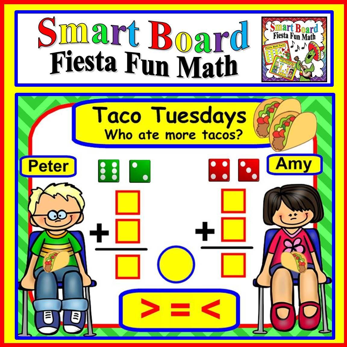 Smart Board Activities
