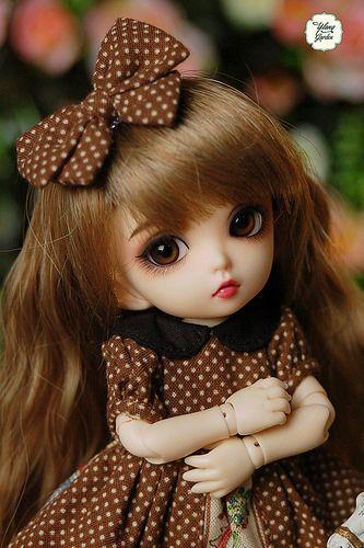 Polka Dot Dress Cute Girl Hd Wallpaper Cute Girl Wallpaper Cute Baby Dolls