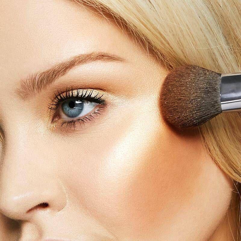 How to Contour Fair Skin Fair skin makeup, Contour