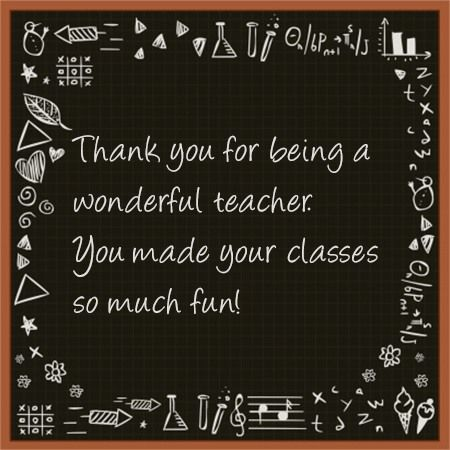 Thank You Teacher Quotes Entrancing Appreciative Words You Should Say To Thank A Teacher  Teacher