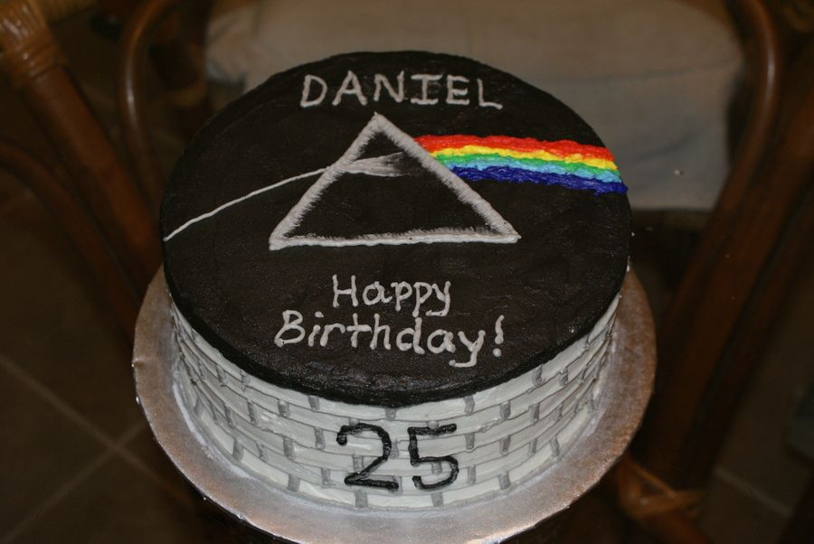 Pink Floyd Cake Images : pink floyd cake Cakes Pinterest