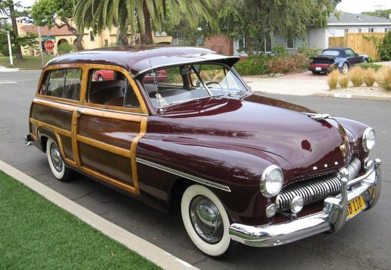 vintage woody car images | 1949 Mercury Woody Wagon for sale at Smith's Summer C…