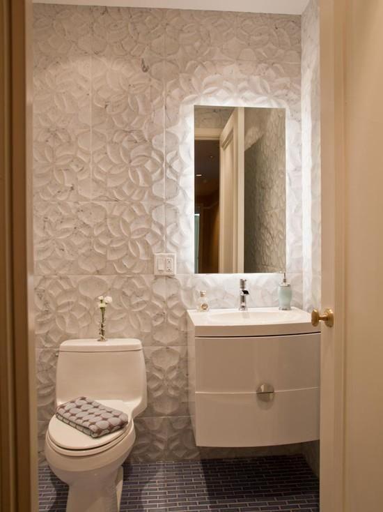 lavabos pequenos decorados