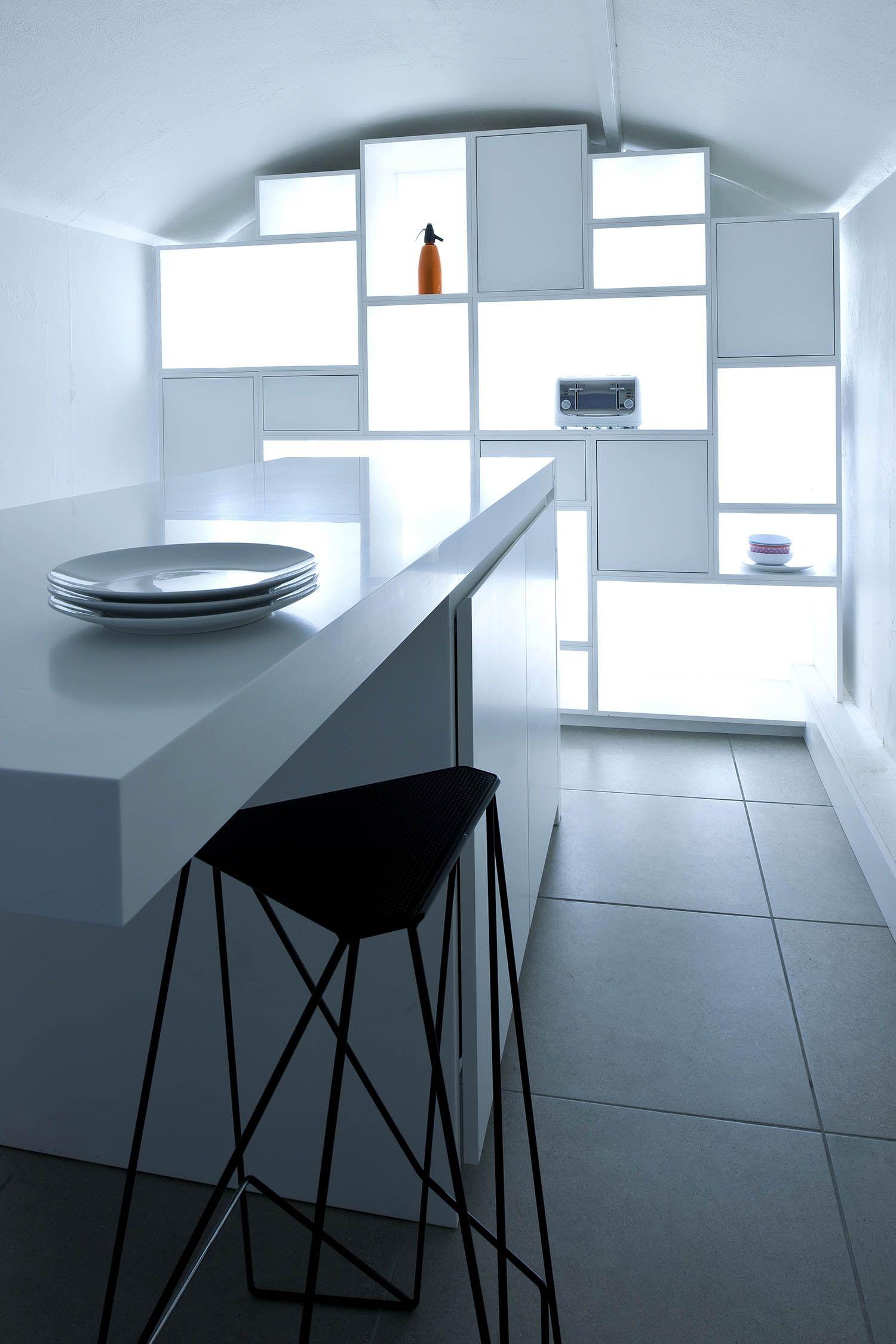 subterranean kitchen sgs london office marlyebone interiordesign