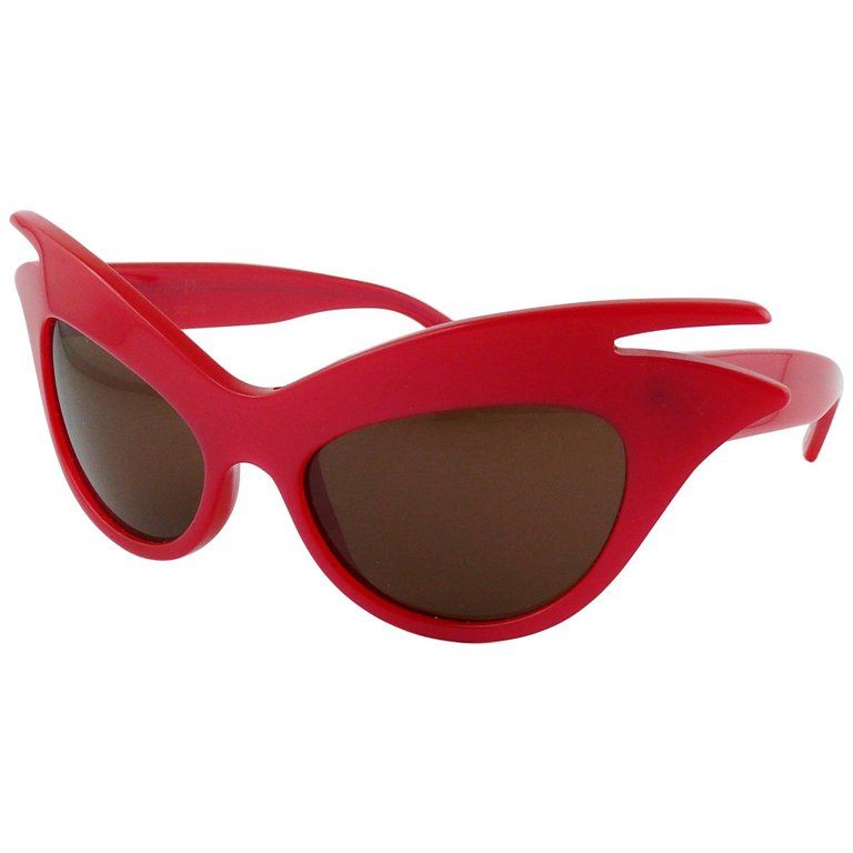 c829e8d0c0357 Christian Dior Miss Dior Cherie Limited Edition Raspberry Red Sunglasses