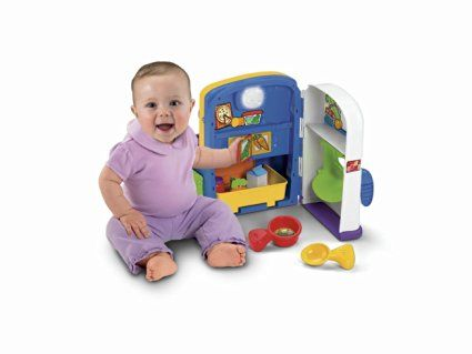16594ad0e6ca Amazon.com  Fisher-Price Laugh   Learn Learning Kitchen  Toys ...