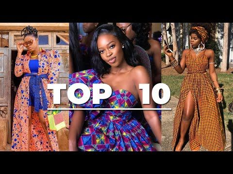 2019-2020 *NEW ANKARA STYLES * #AFRICAN PRINTS & BEST # ANKARA DRESSES FOR AFRICAN LADIES I VOL.6 – video
