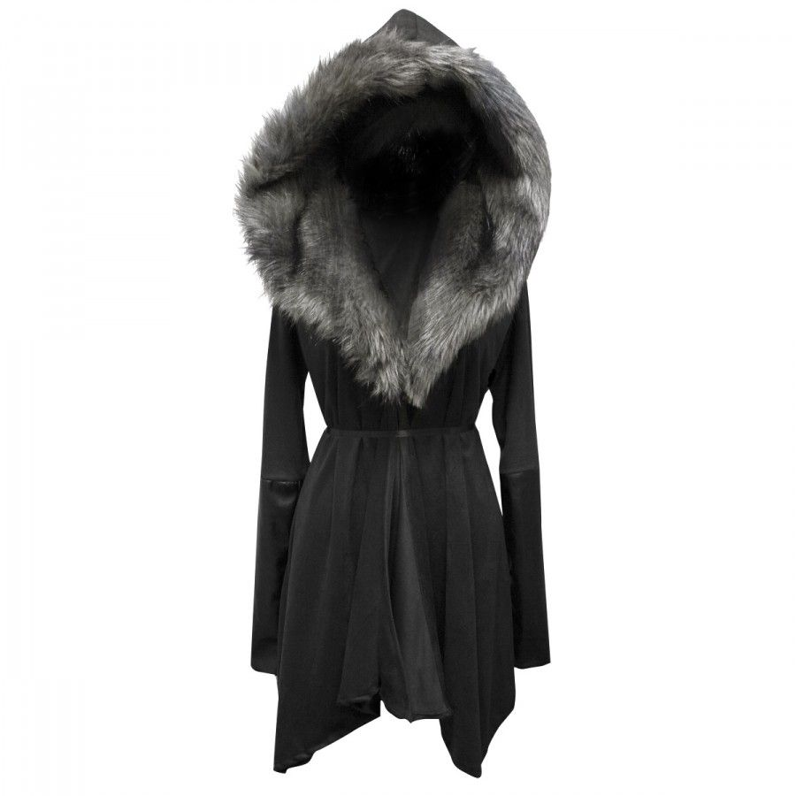 Asylum Coat | Wolfskin | Sanctus  I need this in my life. Like right fucking now.