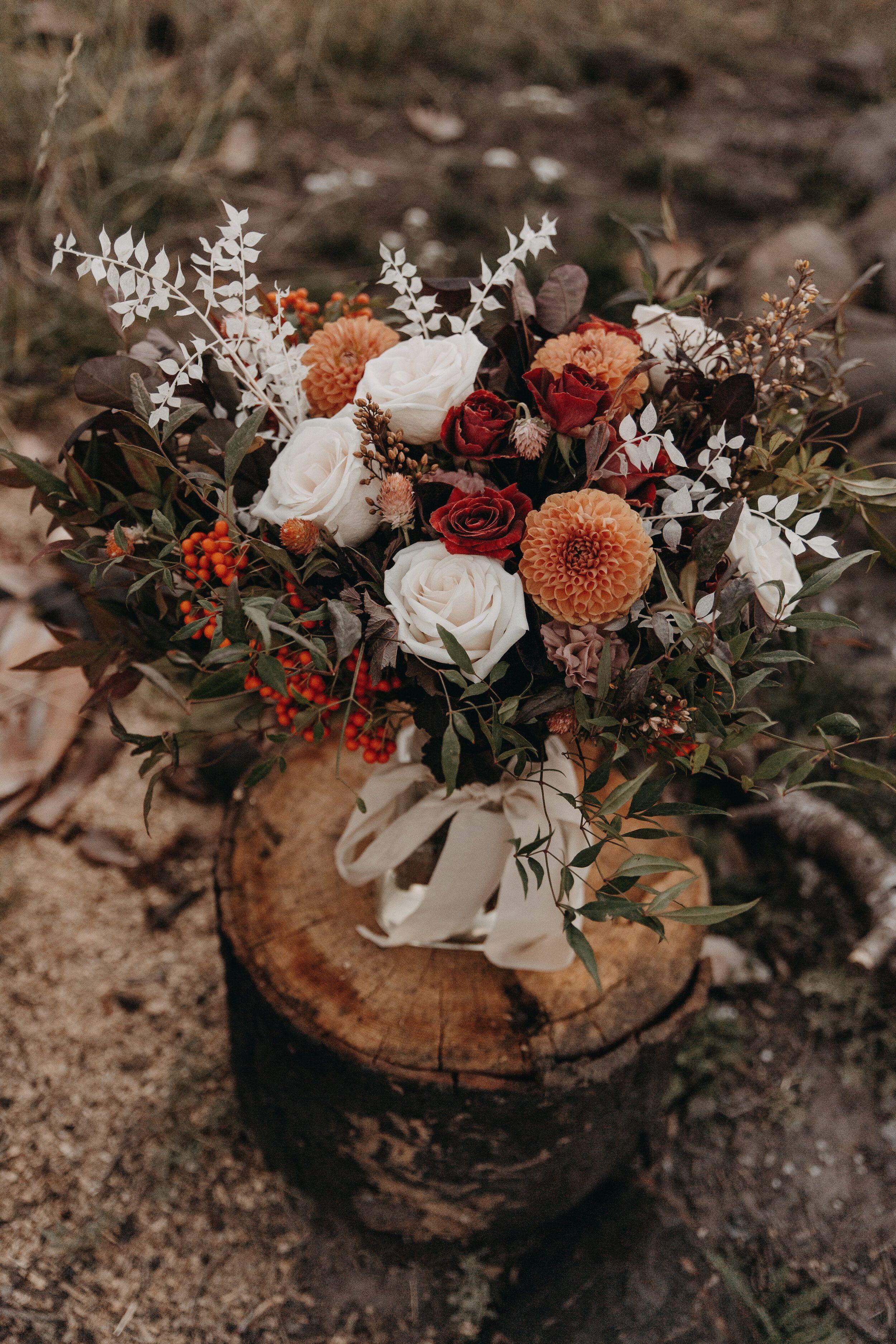 Autumn Bridal Editorial -