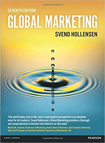 Global Marketing Svend Hollensen 5th Edition Pdf
