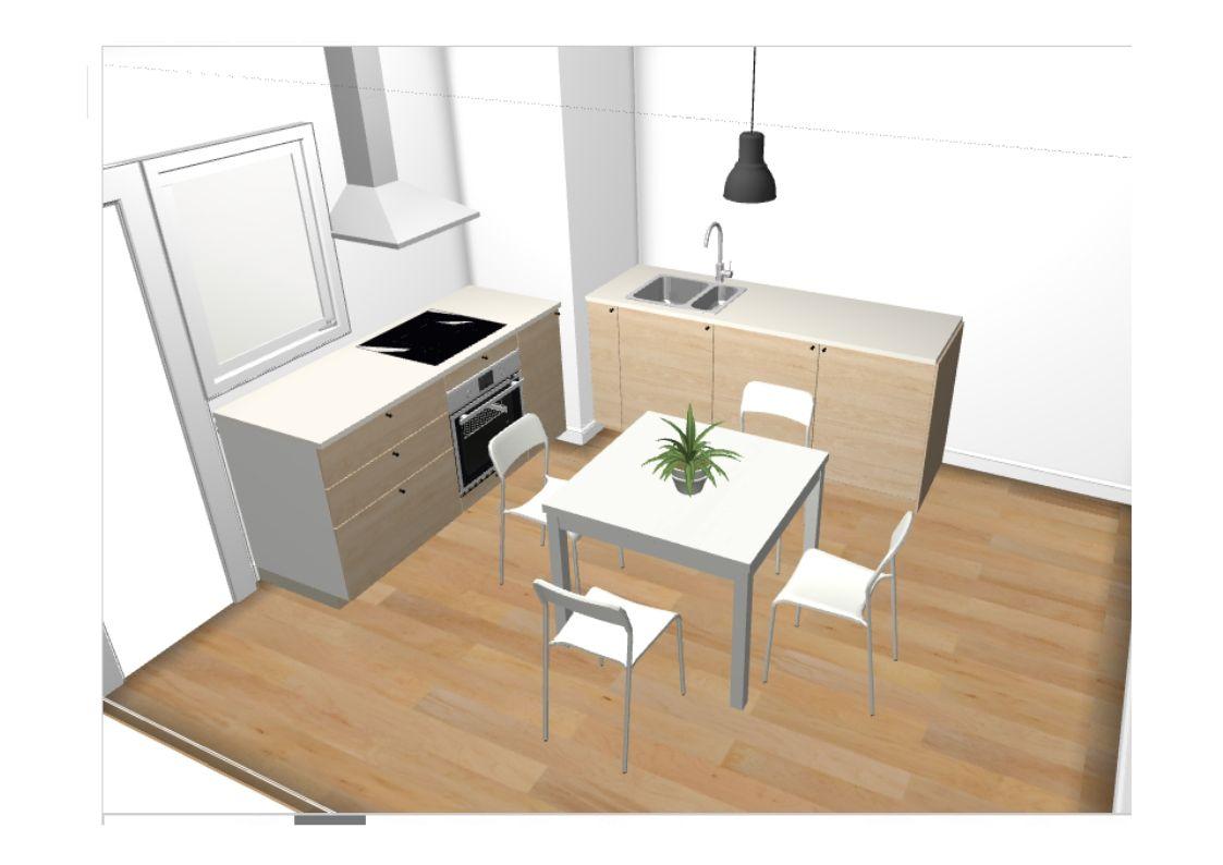 Mon Plan De Future Cuisine Outil 3d D Ikea Cuisine Bois Clair