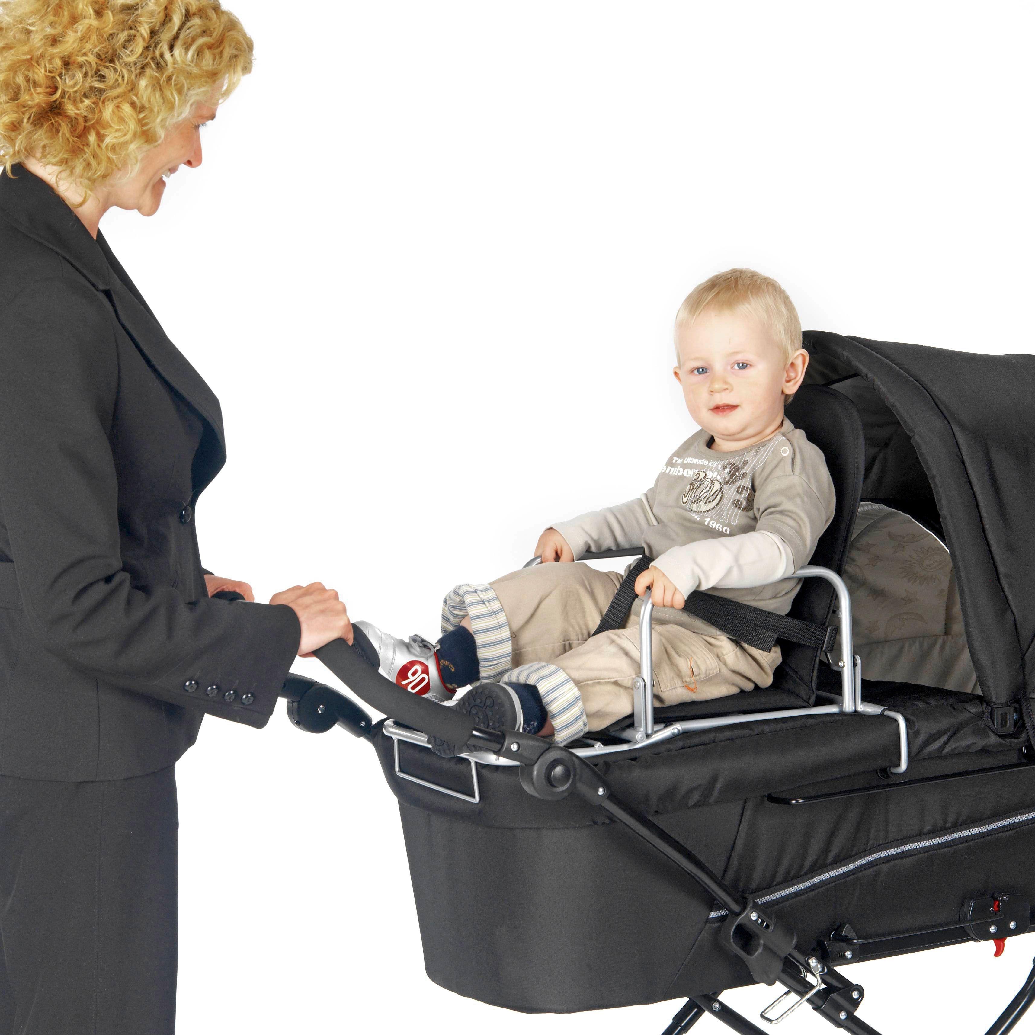Trille Kinderwagen Test