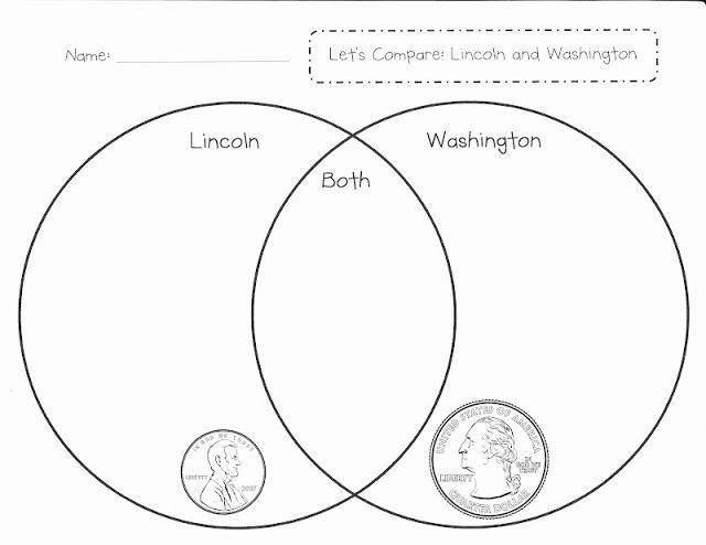 washington/lincoln venn diagram