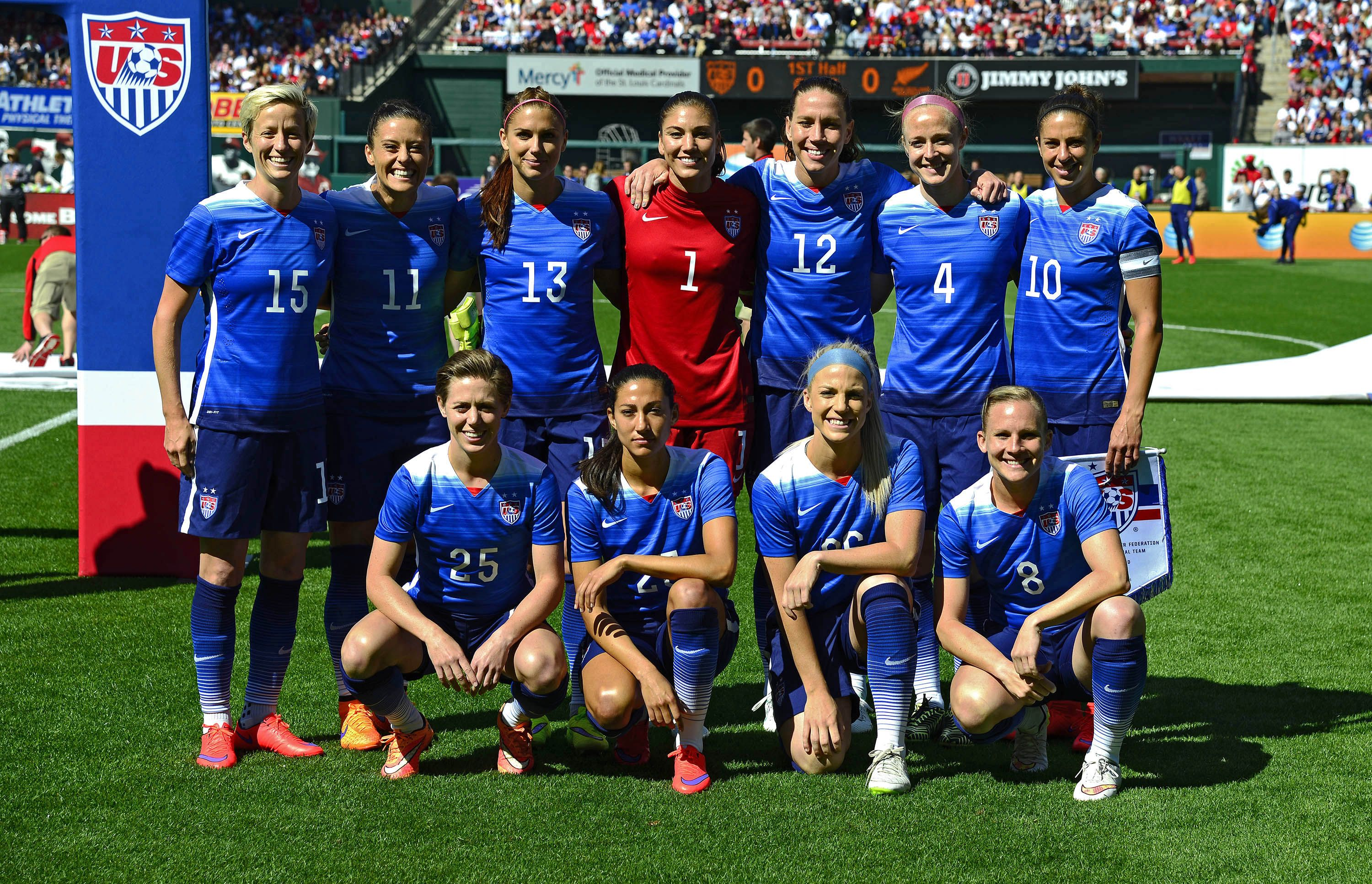 US Team Takes Hard Road To Victory | Carrot-Top Blogs ...