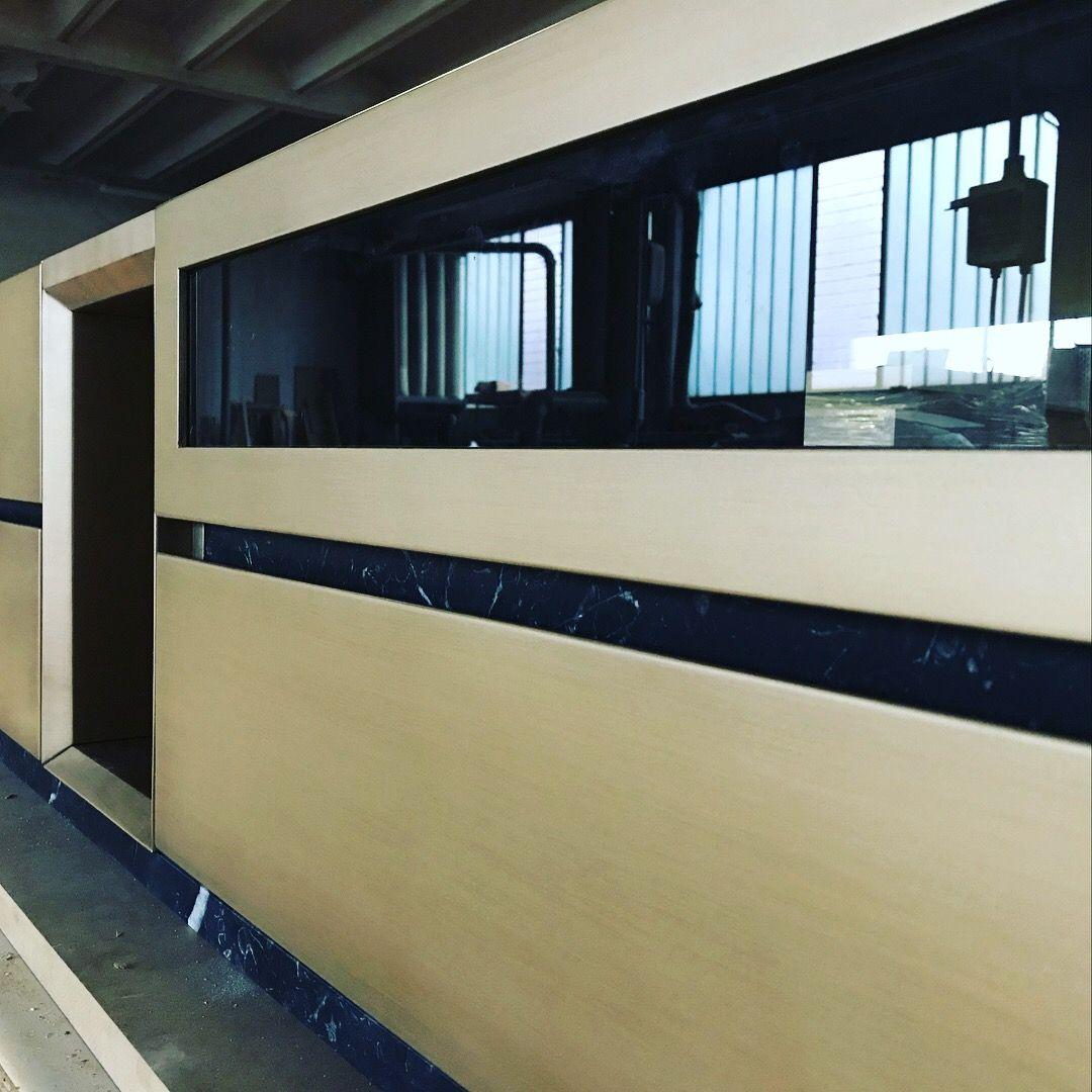 Scala In Marmo Nero pin di martin arreda su realizzazione mobile in marmo nero