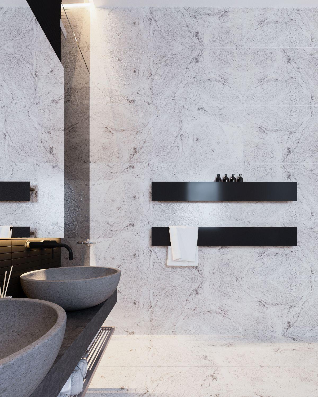 Badezimmer design stand-up-dusche anita arnold aarnold on pinterest