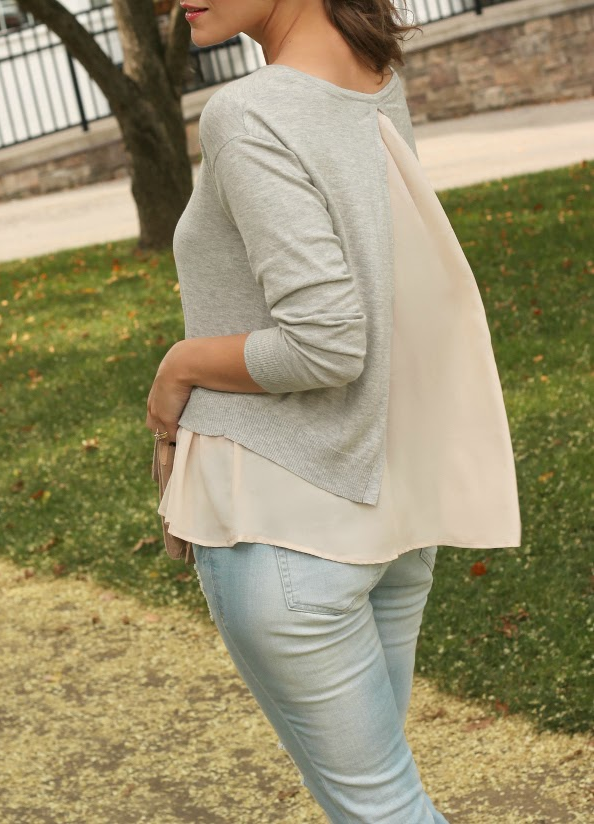 Recycler une robe pull
