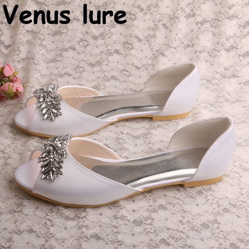 d6be77509f Cheap Women's Flats, Buy Directly from China Suppliers:Crystal ...