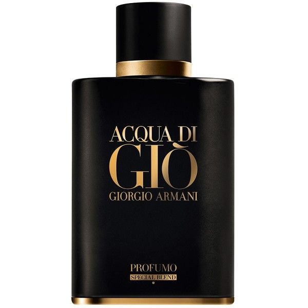 Giorgio Armani Limited Edition Acqua Di Gio Profumo Special Blend Eau 72 Liked On Polyvore Featuring Armani Perfume Best Fragrance For Men Men Perfume