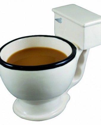 Big Mouth Toys Toilet Mug  $8.99