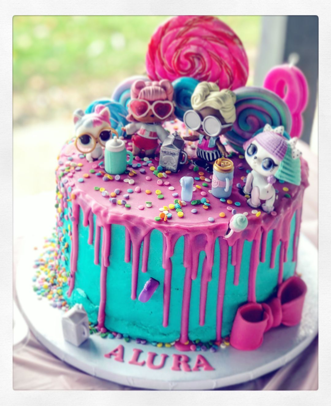 Cool Marinas Cake With Images Funny Birthday Cakes 7Th Birthday Funny Birthday Cards Online Fluifree Goldxyz