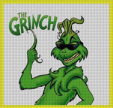 Crochet Graphs of Cartoon Characters | home crochet graph patterns ...