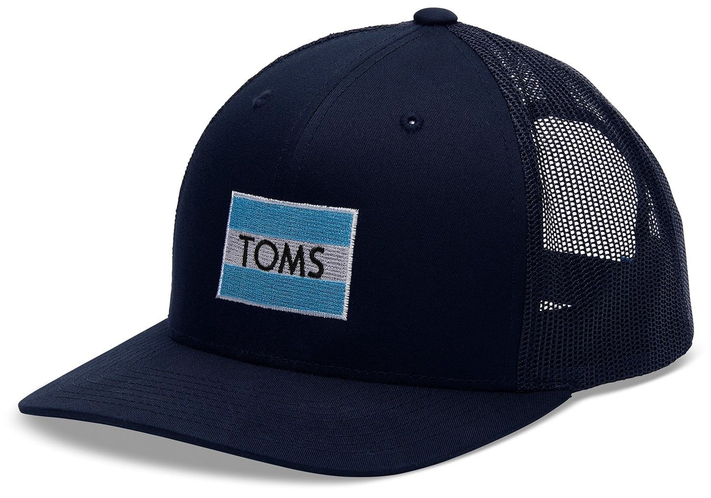 87ba03d651f9a Toms Flag Navy Trucker Hat - | Products in 2019 | Patagonia hat ...