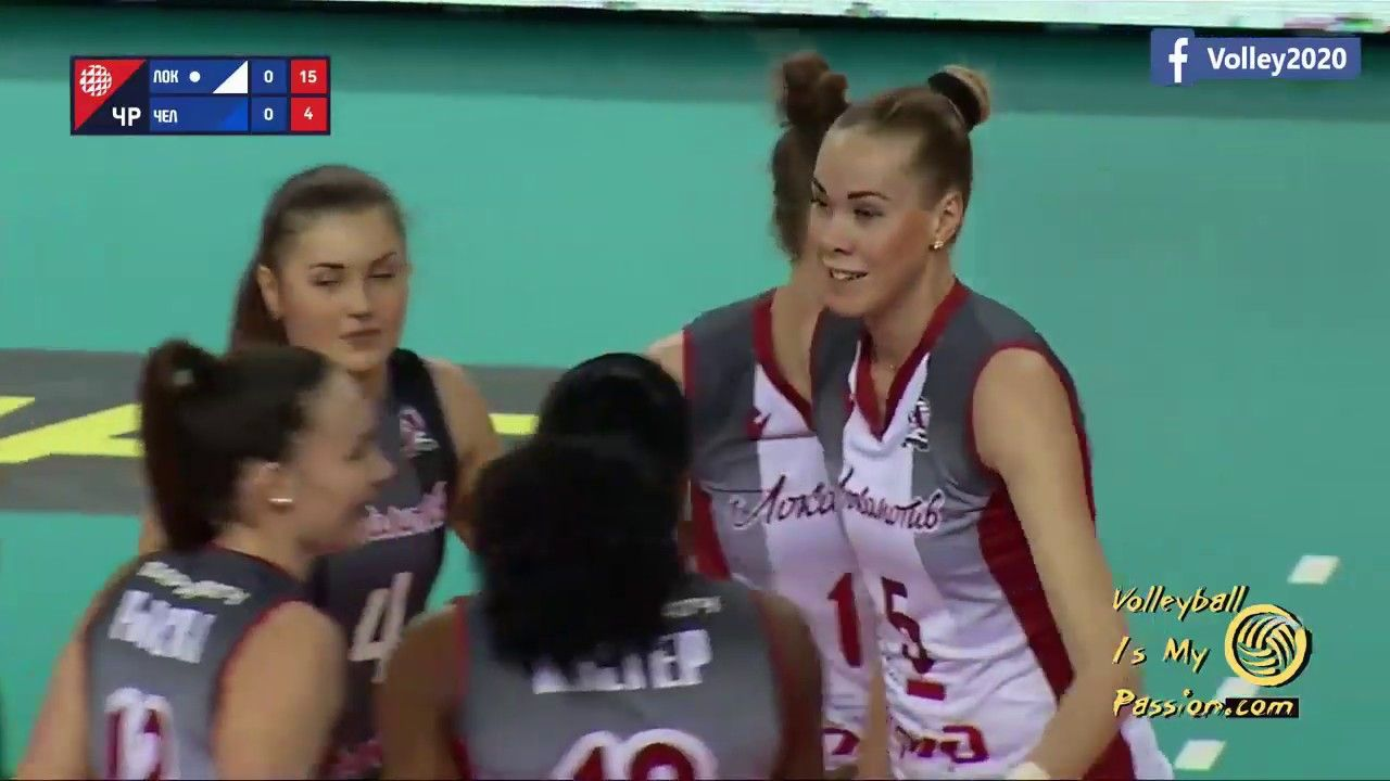 Russia Superleague Women Kaliningrad Vs Metar Chelyabinsk 14 12 2019