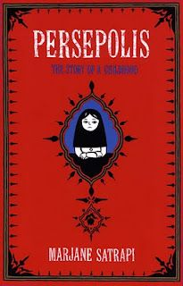 Persepolis by Marjane Satrapi  Coming of age is always difficult, but especially during a time like the Islamic Revolution of Iran. This book would appeal to YA readers and adult readers alike. I could also see it being used in a high school history class.