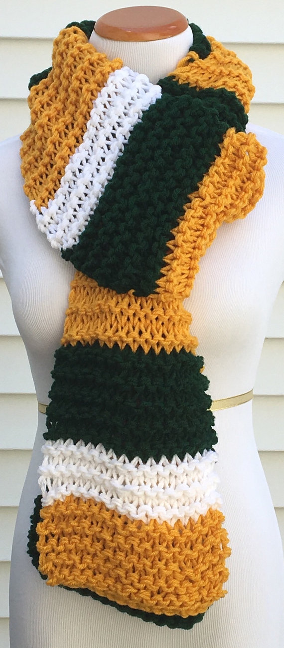 Packers Scarf Green Bay Packers Scarf Oakland A's Scarf ...