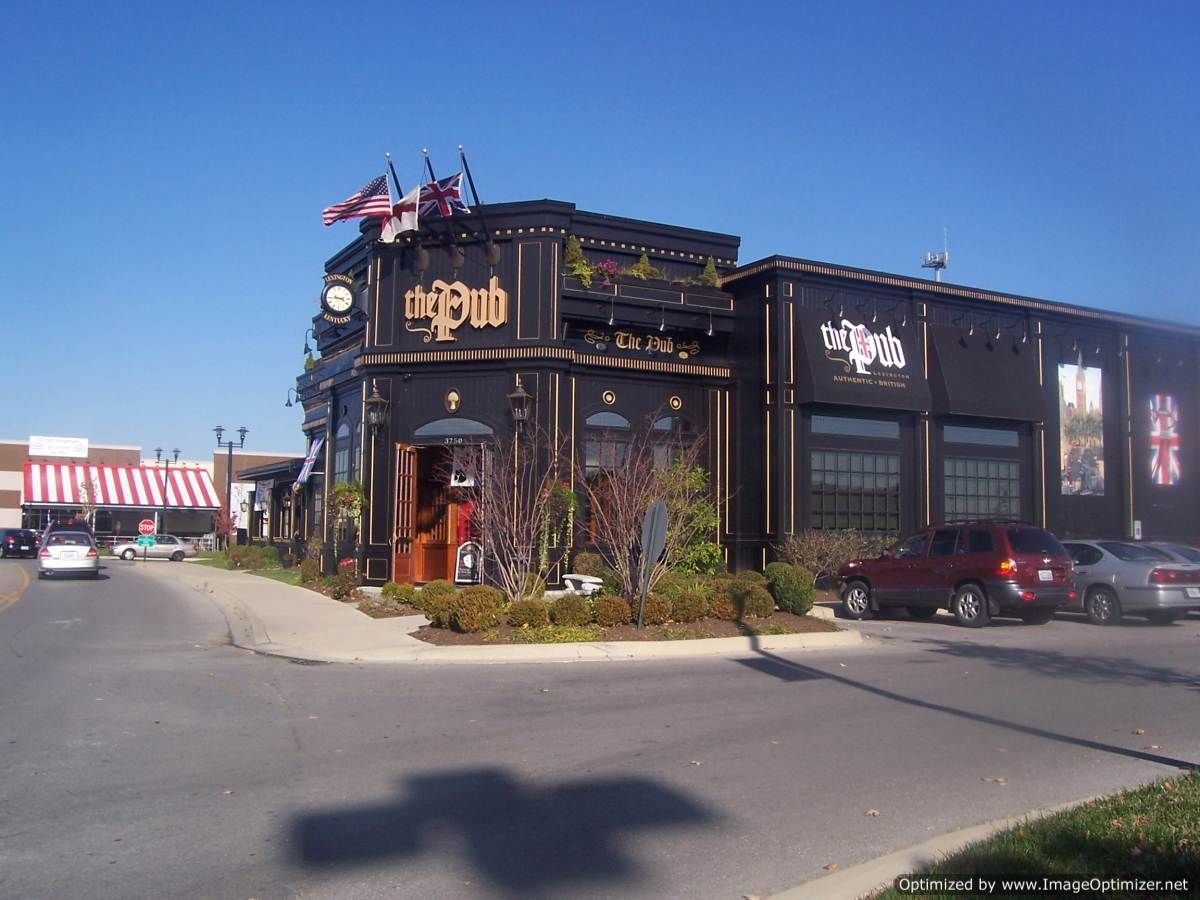 The Pub 3750 Mall Road Lexington, KY 40503 (859) 9712748