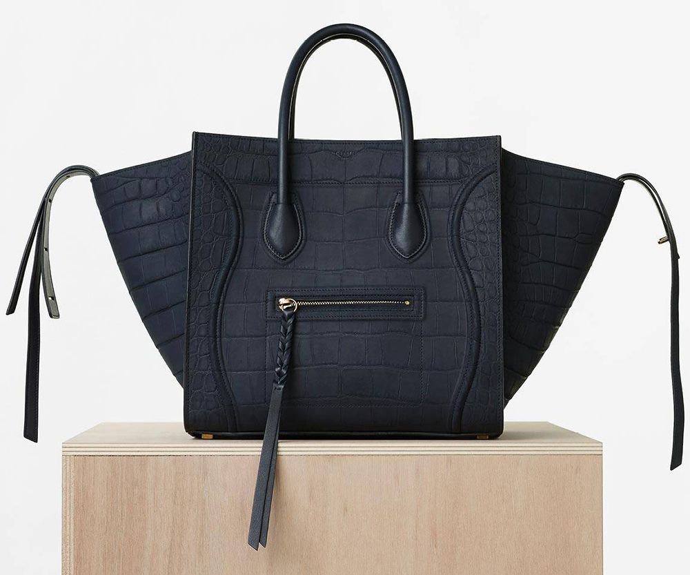 Update Céline S Resort 2017 Bag Lookbook Has Been Updated With 21 More Photos And All Prices