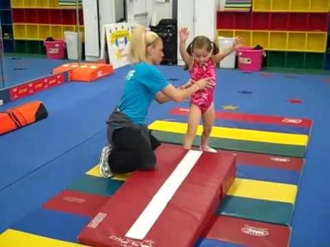 patti's allamericanmiss adrian teaching handstand