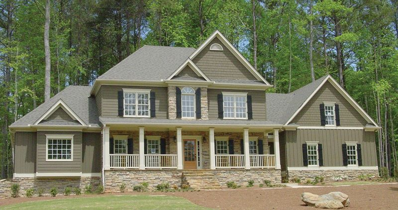 home plans - 2 Story Country House Plans