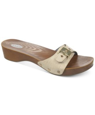 d19b956cec25 Dr. Scholl s Classic Sandals Old School Sandals