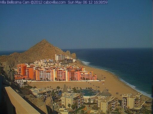 A Live Webcam That Updates Every  Minutes From Cabo San Lucas Mexico