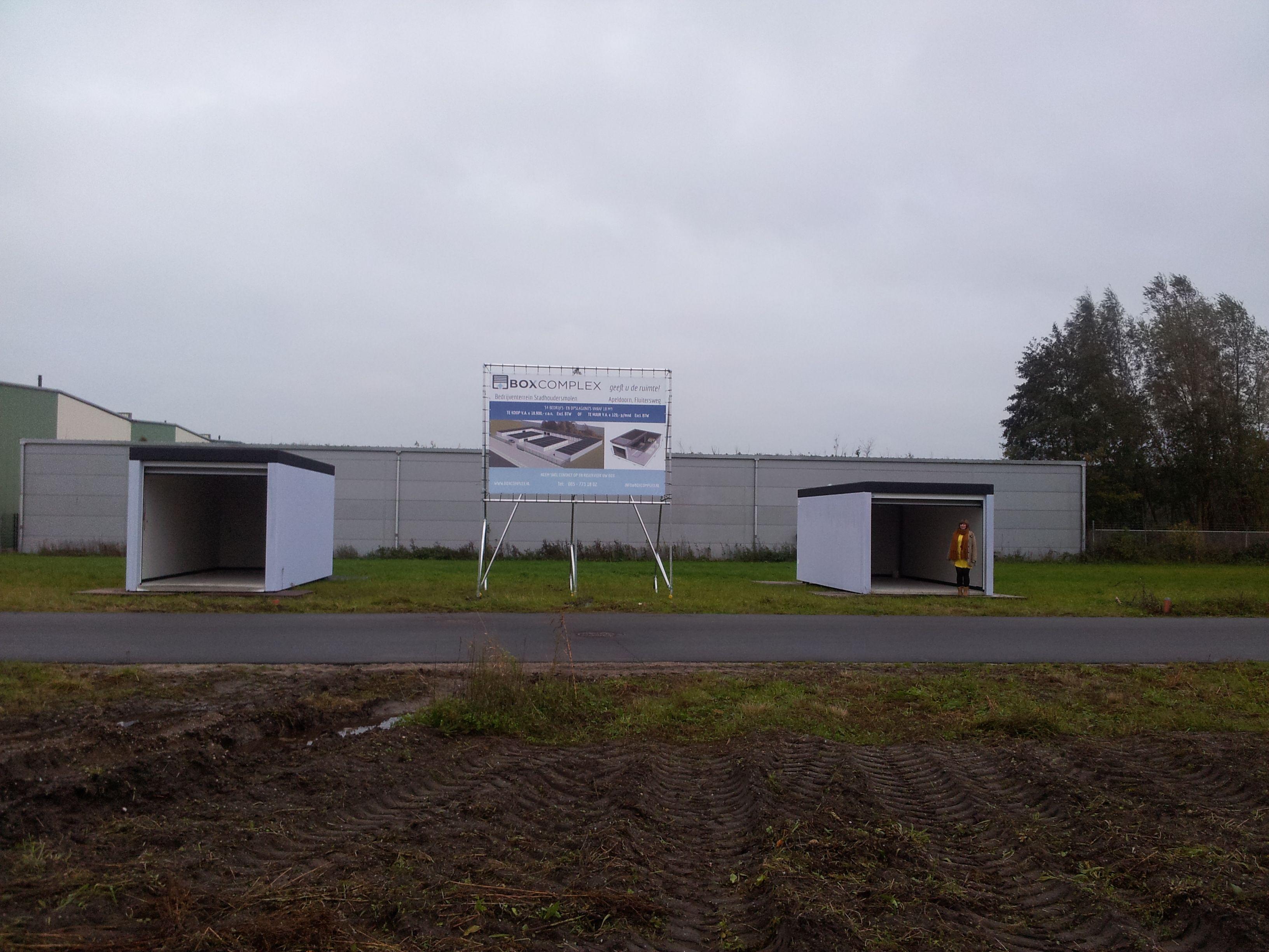 Garage Huren Apeldoorn : Opslagruimte bedrijfsruimte magazijn oefenruimte