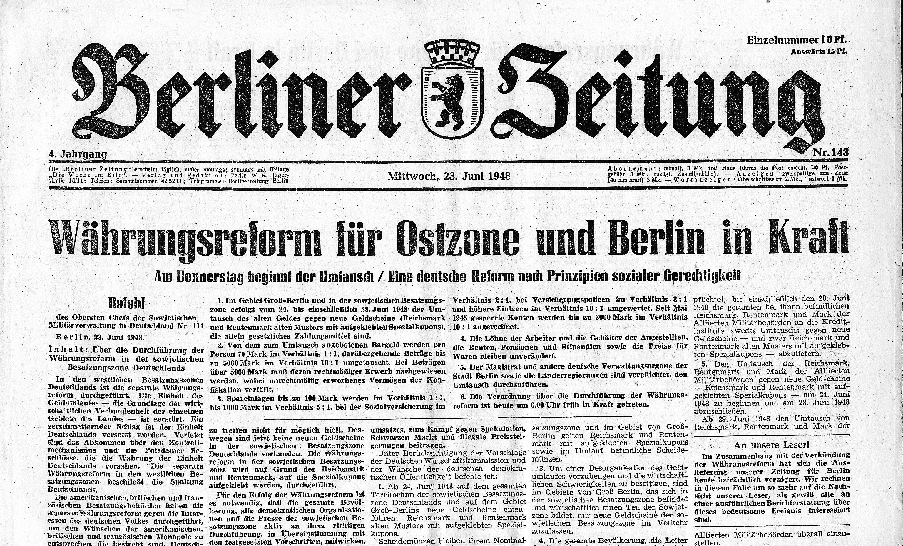 Die Berliner Zeitung