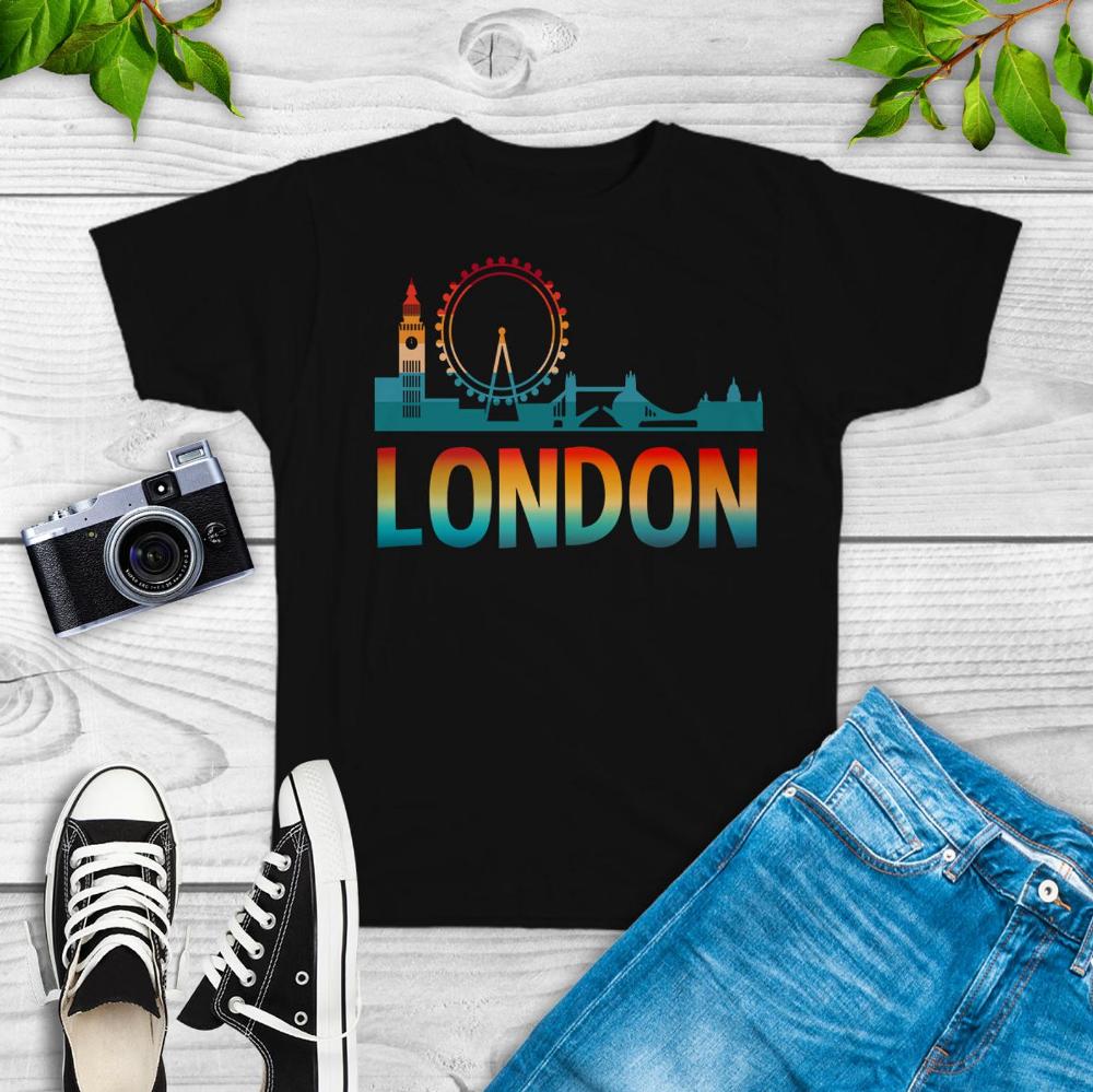 London Retro Vintage Shirt London City Shirt London City Etsy Sweatshirts Hoodie Unisex Hoodies T Shirts For Women