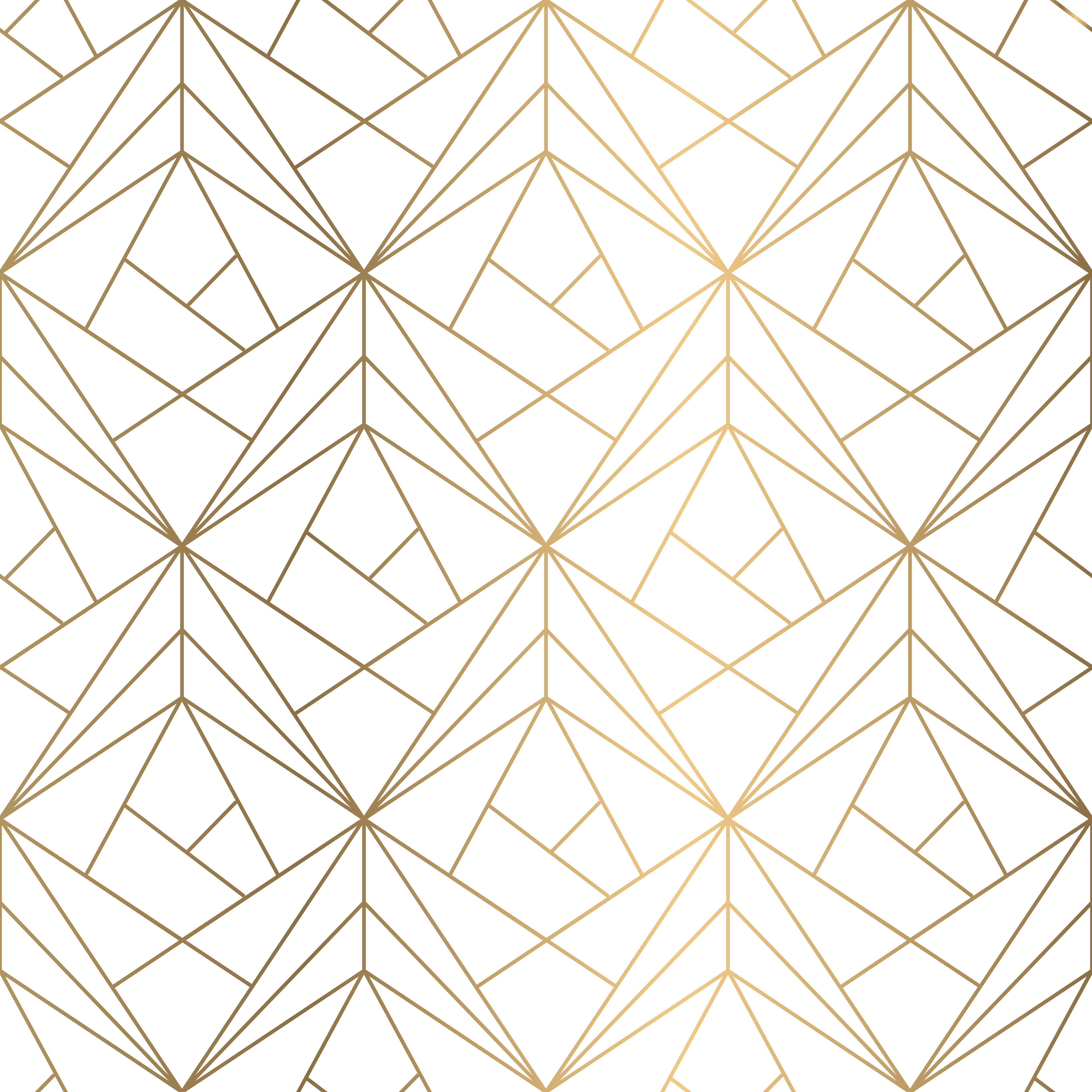 Wohndesign jali wallpaper connections gold lines gold dourado abstract gold