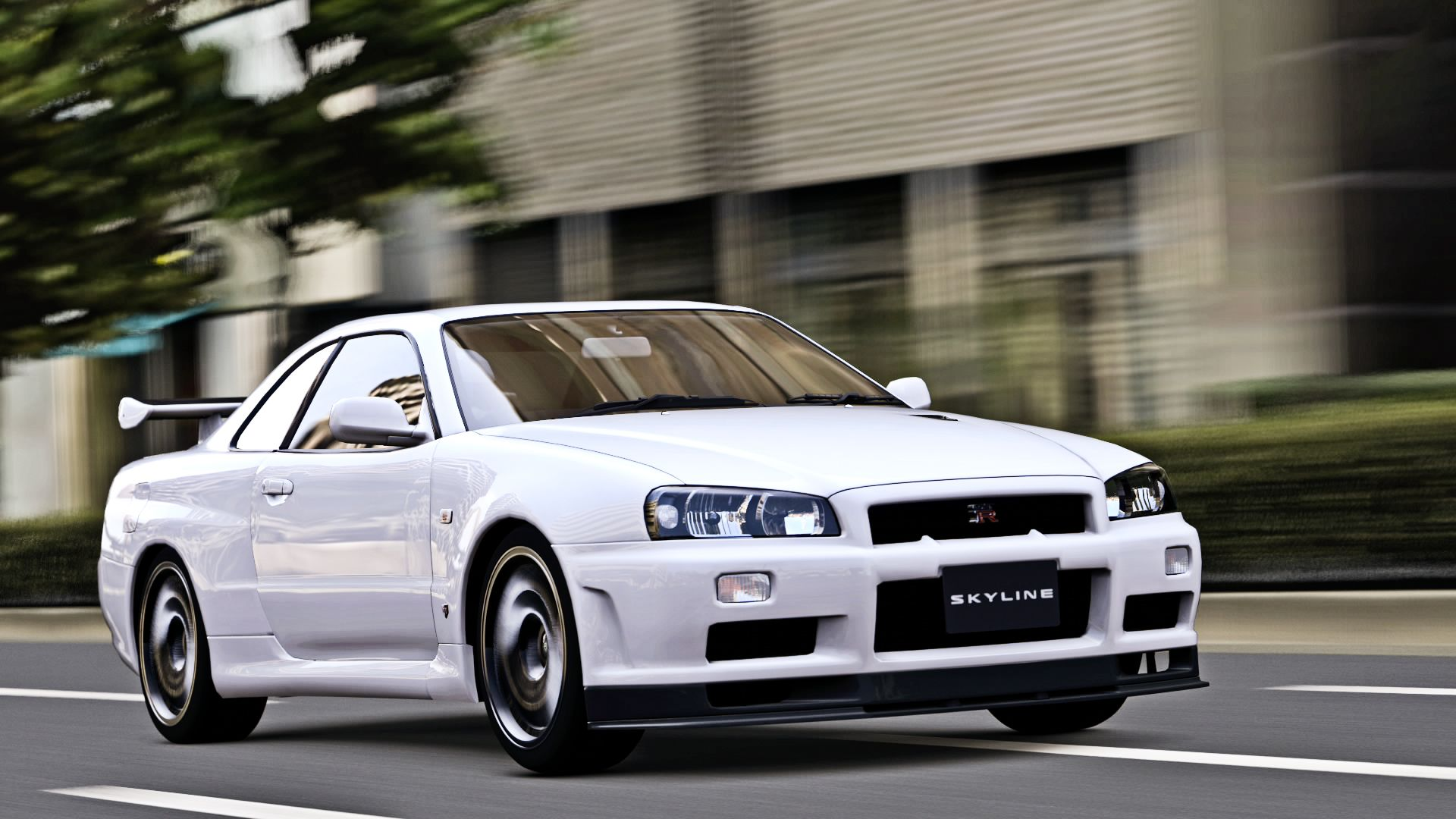 Bon Undefined Nissan Skyline GTR R34 Wallpapers (51 Wallpapers) | Adorable  Wallpapers