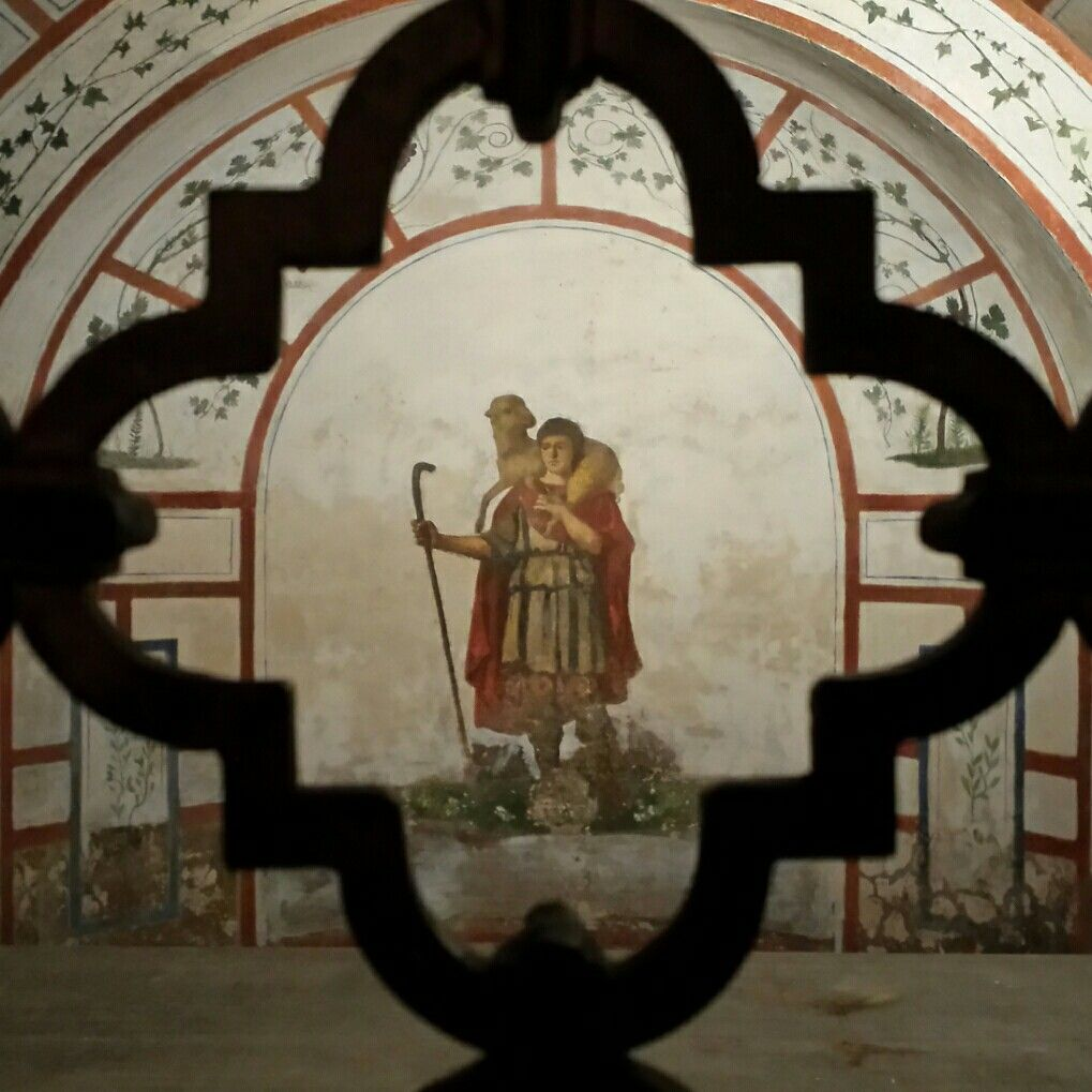 Cripta dei Santi Apostoli - Roma
