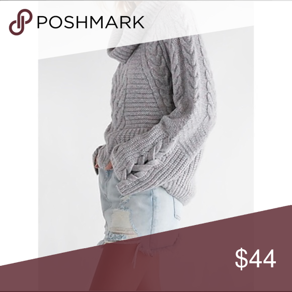 Cowl Neck Cable Knit Sweater Cable Knit Sweaters Knitted Sweaters Cable Knit