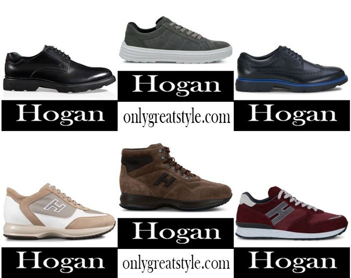 Sneakers Hogan fall winter 2017 2018 men shoes | Sneakers, Shoes ...
