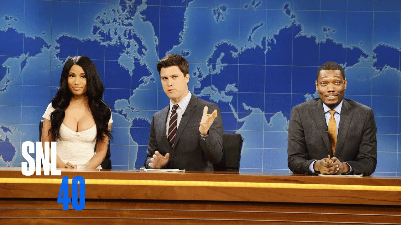 Weekend Update: Kim Kardashian - Saturday Night Live