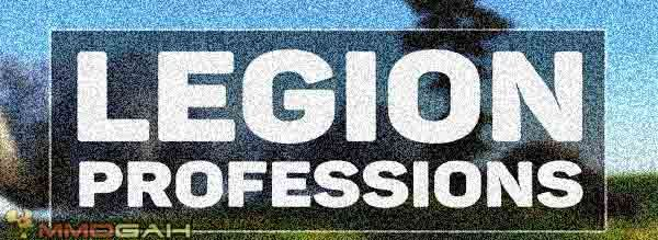 World of Warcraft: Legion Professions Guide